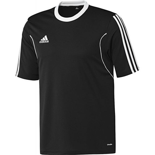 MAILLOT DE MATCH-SQUADRA MATCH JERSEY-ADIDAS-HOMME-BLACK/WHITE