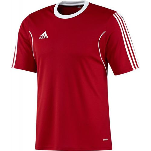 MAILLOT DE MATCH-SQUADRA MATCH JERSEY-ADIDAS-HOMME-POWER RED/WHITE