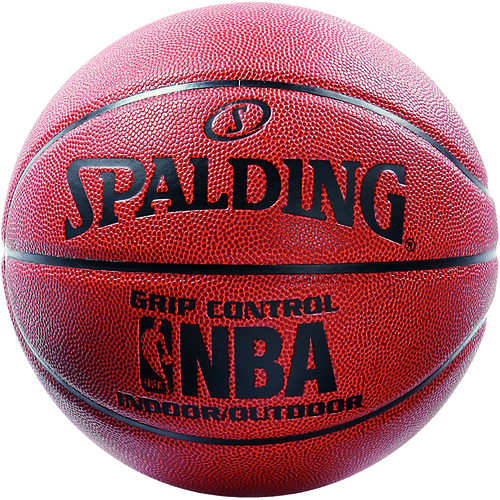 BALLON-NDR GRIP CONTROL INDOOR/OUTDOOR-SPALDING--Orange