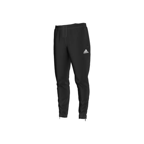 BAS D'ENTRAINEMENT-TRAINING PANT CORE 15-ADIDAS-HOMME-DARK BLUE/WHITE