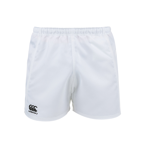 SHORT DE MATCH-ADVANTAGE SHORT-CANTERBURY-HOMME-WHITE
