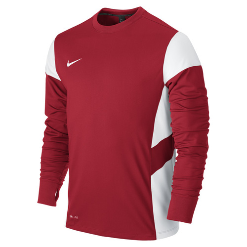 HAUT D'ENTRAINEMENT-ACADEMY14 MIDLAYER TOP -NIKE-HOMME-ROUGE