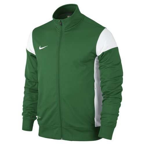 SURVETEMENT POLYESTER-ACADEMY14 SIDELINE KNIT JACKET-NIKE-HOMME-Vert
