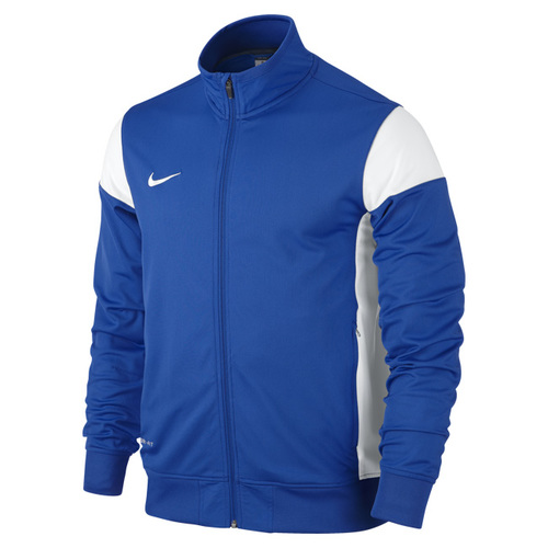 SURVETEMENT POLYESTER-ACADEMY14 SIDELINE KNIT JACKET-NIKE-HOMME-BLEU ROYAL