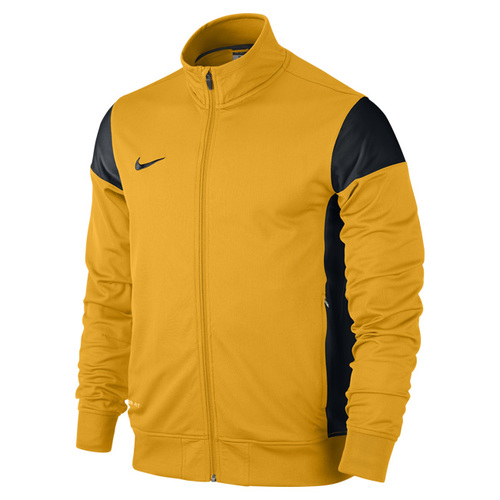 SURVETEMENT POLYESTER-ACADEMY14 SIDELINE KNIT JACKET-NIKE-HOMME-Jaune