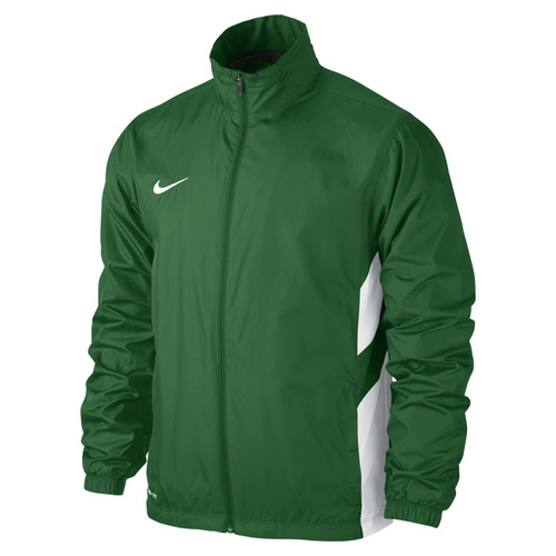 SURVETEMENT DE PRESENTATION-ACADEMY14 SIDELINE WOVEN JACKET-NIKE-HOMME-Vert