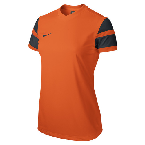 MAILLOT DE MATCH-WOMEN'S TROPHY II JERSEY-NIKE-FEMME-Orange