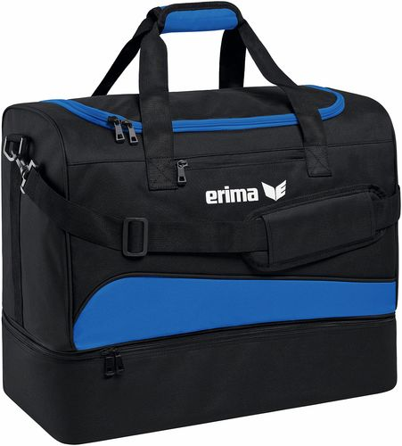 BAGAGERIE-SAC DE SPORT AVEC COMPARTIMENT CLUB 1900 2.0 T.S-ERIMA--new royal/noir