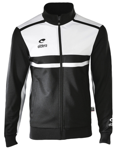 SURVETEMENT POLYESTER-Veste Allure-ELDERA--NOIR/BLANC