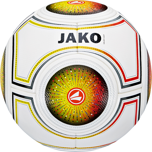 BALLON-BALLON GALAXY LIGHT-JAKO--BLANC/JAUNE
