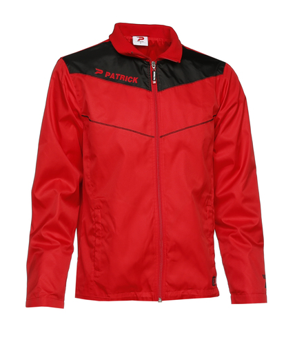 SURVETEMENT DE PRESENTATION-REPRESENTATIVE JACKET ENFANT-PATRICK-ENFANT-RED/BLACK