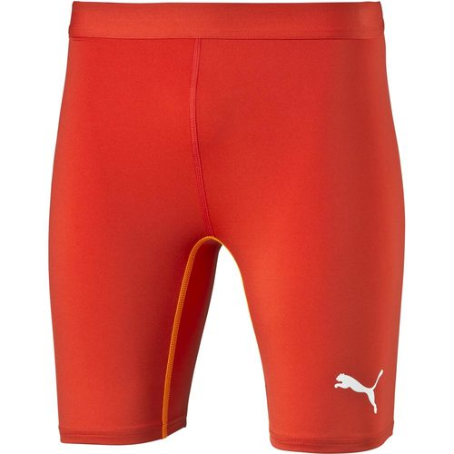 COMPRESSION-TB SHORT TIGHT-PUMA-HOMME-ROUGE