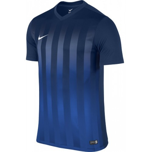 MAILLOT DE MATCH-STRIPED DIVISION SS JERSEY-NIKE-HOMME-MIDNIGHT NAVY/ROYAL BLUE