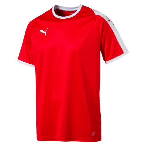 MAILLOT DE MATCH-LIGA Jersey -PUMA-HOMME-RED/WHITE