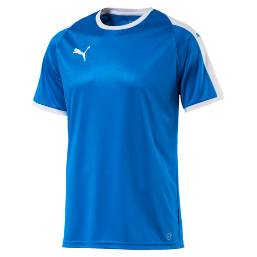 MAILLOT DE MATCH-LIGA Jersey -PUMA-HOMME-ELECTRIC BLUE/ WHITE