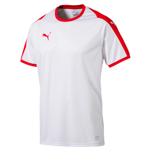 MAILLOT DE MATCH-LIGA Jersey -PUMA-HOMME-WHITE/RED