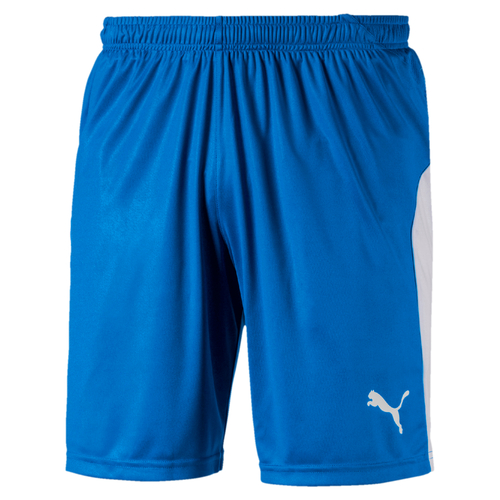 SHORT DE MATCH-LIGA Shorts Enfant-PUMA-ENFANT-ELECTRIC BLUE/ WHITE