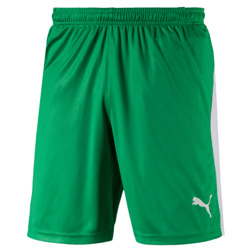SHORT DE MATCH-LIGA Shorts Enfant-PUMA-ENFANT-GREEN/WHITE