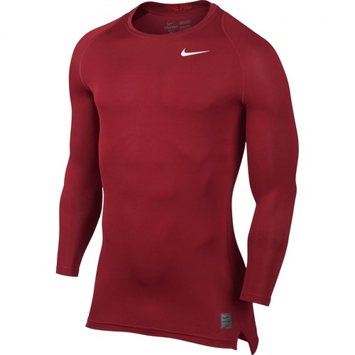 COMPRESSION-COOL COMPRESSION SLEEVE TOP-NIKE-HOMME-RED