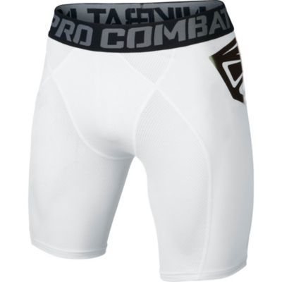 COMPRESSION-SLIDER SHORT COMPRESSION-NIKE-HOMME-WHITE
